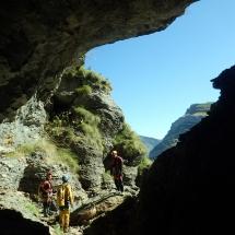 Cueva del río Munio
