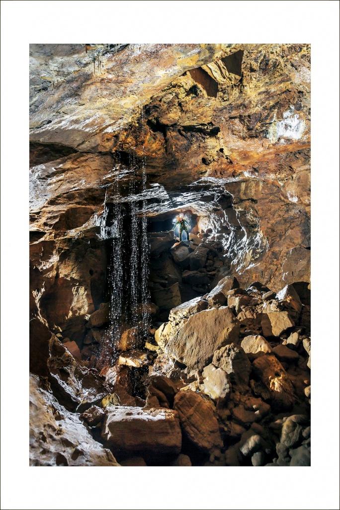Primer Premio Espeleólogo de Barro 2017 Voyage dans l'inconnu. Autor: Rémi Flament